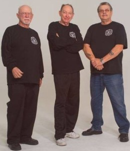 Bob Bremer, Tim Tackett and Jim Sewell